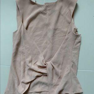 Zara tan never worn shirt